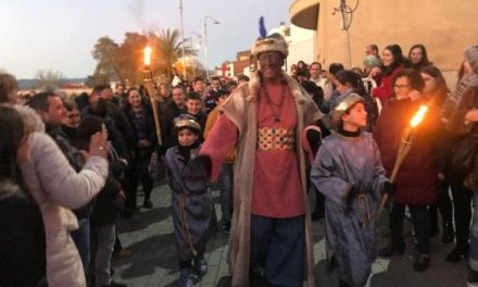 Moraleja y Coria ponen fin a la Navidad con dos multitudinarias Cabalgatas de Reyes Magos
