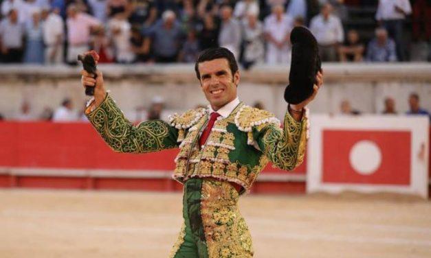 Emilio de Justo abrirá la temporada taurina en Castilla y León en el festival taurino de Valero