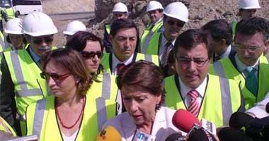 La Ministra de Fomento anuncia que la A-66 a su paso por Extremadura estará finalizada en febrero