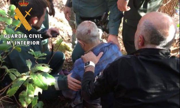 La Guardia Civil localiza en buen estado a un anciano desaparecido en Torre de Don Miguel