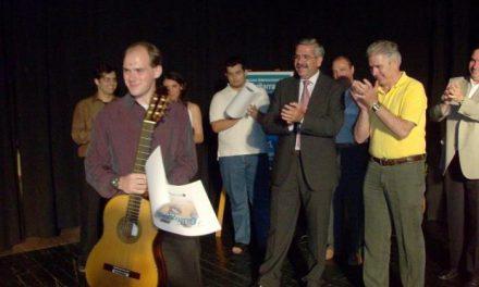 El australiano, Harold Gretton, se proclama ganador del XII Festival de Guitarra Ciudad de Coria