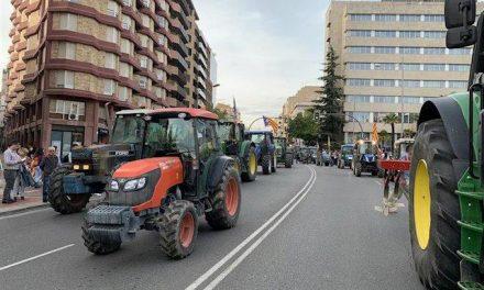La Unión Extremadura espera reunir 500 tractores en una protesta coincidiendo con Agroexpo