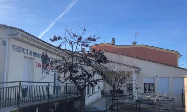 La residencia de Pozuelo de Zarzón achaca la alta de espacio como la separación del matrimonio de ancianos