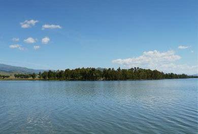 Los embalses de El Borbollón y la Rivera de Gata comienzan el año con más del 65% de agua embalsada