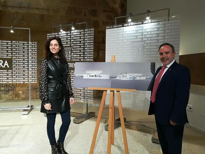 Extremadura difundirá en Fitur 2020 su turismo sostenible y de calidad con un mirador  en su stand