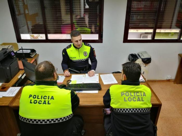 Comienza la campaña de vigilancia de vehículos iniciada por la Policía Local de Coria y Moraleja