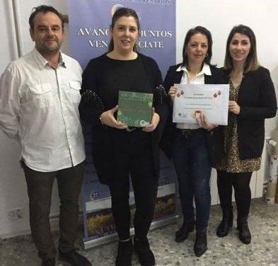 La Asociación de Empresarios Rivera de Gata hace entrega de los premios de la campaña navideña