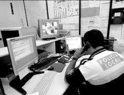 La Policía local de Plasencia graba todas las llamadas recibidas en las oficinas de la jefatura policial
