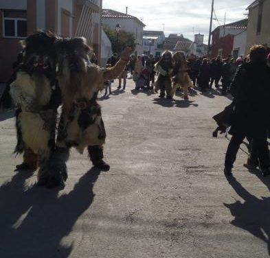 El alcalde de Acehúche hace un balance positivo de la fiesta de Las Carantoñas en honor a San Sebastián