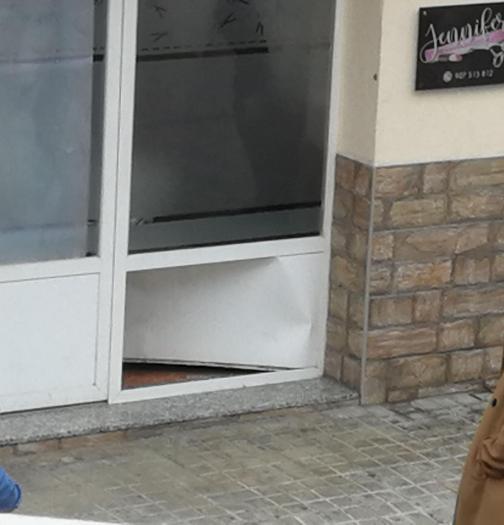 Los vecinos de Moraleja evitan un robo en un establecimiento a plena luz del día