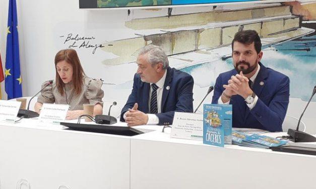 La Diputación de Cáceres acude a FITUR con el objetivo de impulsar el turismo sostenible