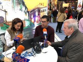 Valencia de Alcántara potencia en FITUR las rutas dolménicas como recurso turístico