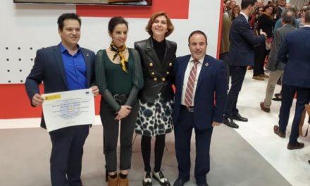 El Valle del Ambroz recibe el premio EDEN como destino turístico de excelencia en FITUR