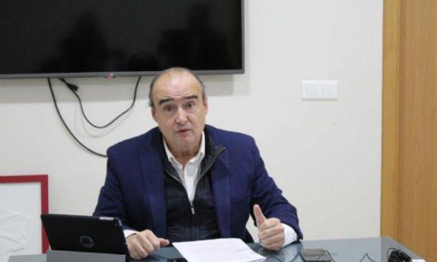 Enciso valora positivamente el aumento de más de 50.000 euros de inversión para empleo en Coria
