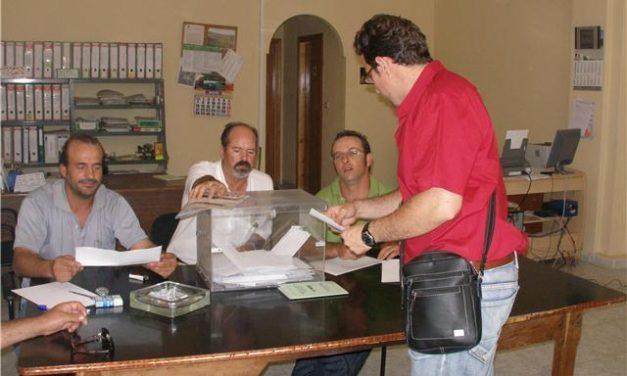 La cooperativa aceitunera de La Pesga revoca al Consejo Rector y elige en asamblea a una nueva junta directiva