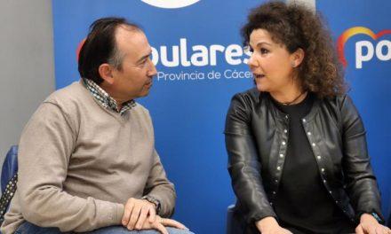 El PP lamenta que el PSOE saque a Trujillo de la red Los Pueblos más bonitos de España