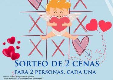 La Asociación de Empresarios Rivera de Gata organiza una campaña comercial con motivo de San Valentín