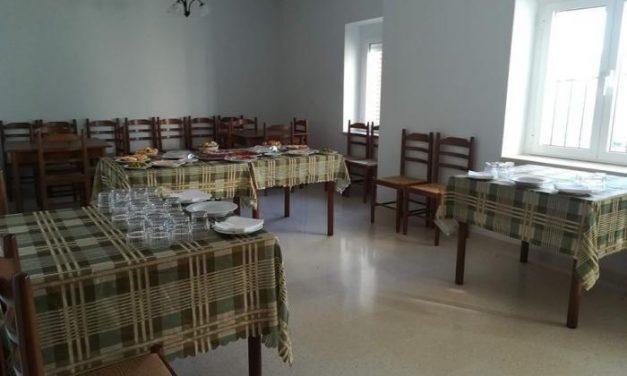 """Los jubilados de Eljas podrán comer y cenar en el Centro de Día """"Santa Marina"""" por menos de 10 euros"""
