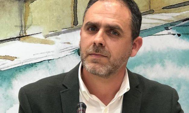 Herrero considera que la inversión de la Junta para continuar con la autovía podría frenar la despoblación