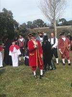 Villanueva de la Sierra dará comienzo a la Fiesta del Árbol con charanga, pregón y recreación histórica