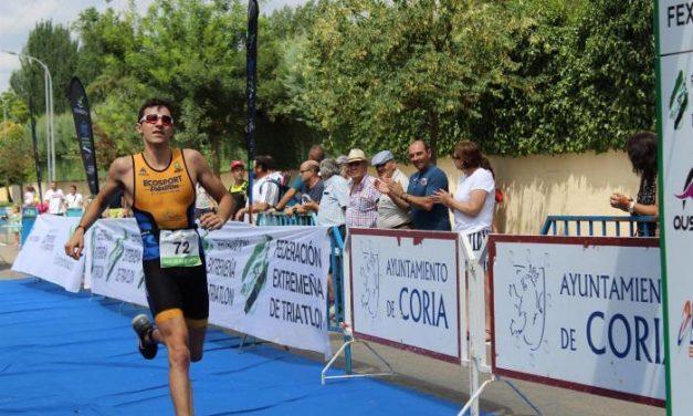 El Duatlón Sprint Ciudad de Coria abrirá este fin de semana la Liga extremeña de triatlón 2020
