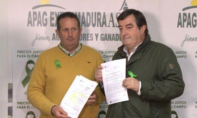 Asaja Extremadura cortará el tráfico en la EX-A1 entre Coria y Moraleja el próximo martes