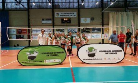 La Federación Extremeña de Voleibol convoca a siete jugadoras de la AD Moraleja CB para próximos encuentros