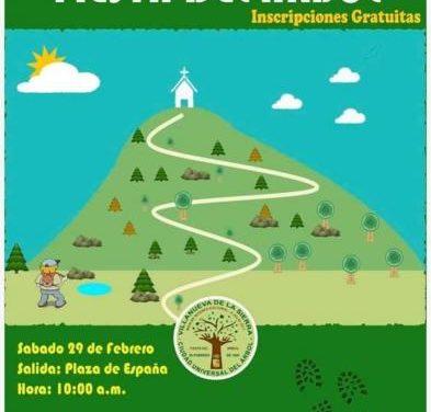Villanueva de la Sierra realizará una ruta senderista para celebrar la Fiesta del Árbol
