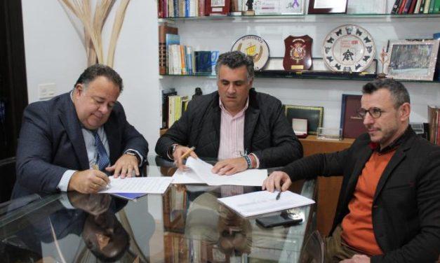 Coria renueva el contrato de limpieza de edificios municipales con la empresa Limycon S.L