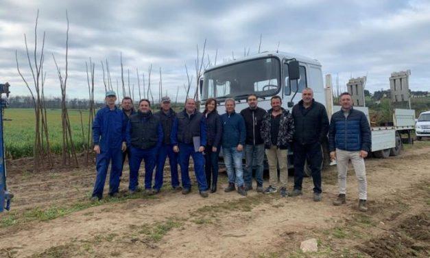 Ocho municipios del norte de la provincia de Cáceres recibirán ayudas para generar zonas verdes