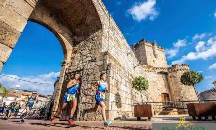 Miguel Blanco y Marta Jiménez se proclaman ganadores del primer Duatlón Sprint de Coria