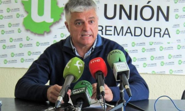 La Unión advierte de que no se irán de Mérida sin que Vara les de soluciones para el campo