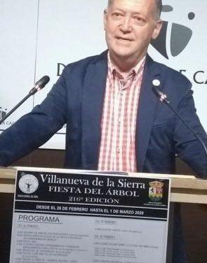 Villanueva de la Sierra celebrará el próximo miércoles su 216 edición con la plantación de árboles