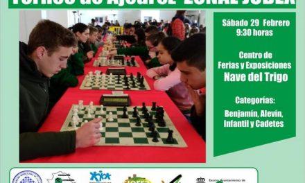Moraleja celebrará este fin de semana el torneo de Ajedrez Zonal Judex con diferentes categorías