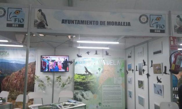 Moraleja luce sus recursos turísticos en la XV Feria Internacional de Turismo Ornitológico
