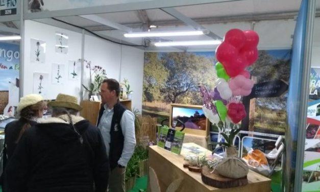 Almaraz impulsa sus recursos naturales en la XV Feria Internacional de Turismo Ornitológico