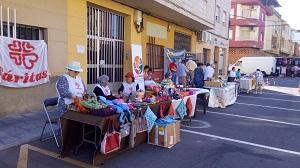 La Diocésis de Coria-Cáceres pondrá en marcha un mercadillo solidario en la ciudad cauriense el día 19