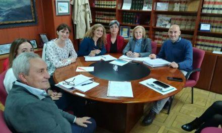 El AMPA del colegio Virgen de Argeme  de Coria afirma que las obras se paralizaron por no cumplir con la norma