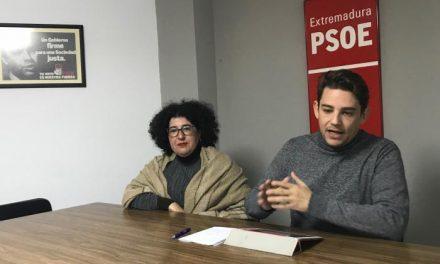 El PSOE de Coria demanda hacer más atractiva la ciudad para conseguir fijar población