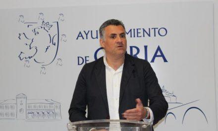 Ballestero confirma que las obras del colegio Virgen de Argeme de Coria se reanudarán en un mes