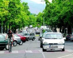 El bulevar de Cañada Real de Plasencia se retomará a finales del mes de septiembre o a primeros de octubre