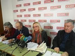CCOO solicita a la Junta  de Extremadura los protocolos de seguridad e higiene en centros educativos