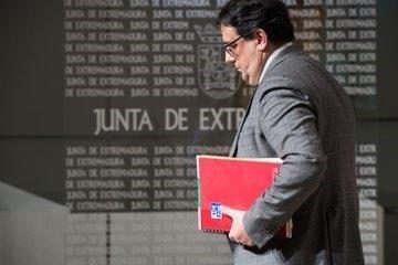 Extremadura registra 16 nuevos casos este viernes y eleva a 41 el total de afectados