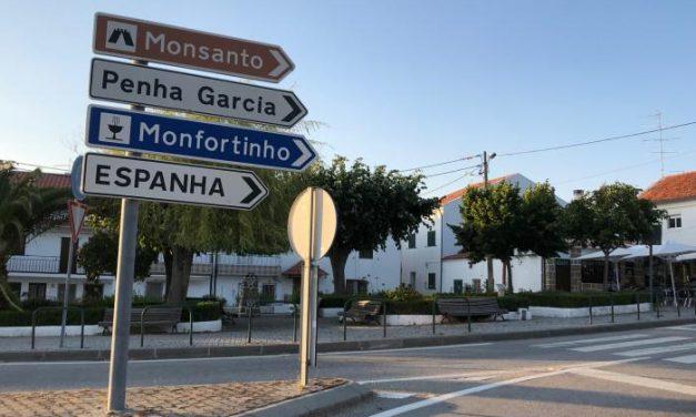 Prohibido viajar desde Monfortinho o Marvão: las fronteras vuelven a estar bajo control por el Covid-19