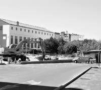 El párking de la politécnica de la ciudad de Mérida cierra desde hoy hasta el próximo 31 de agosto