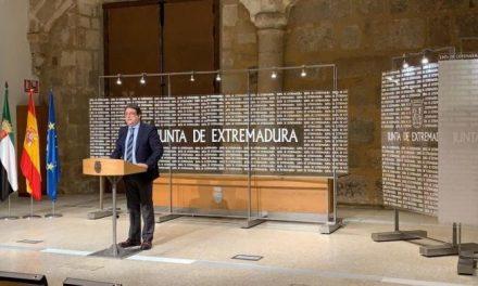 Extremadura defiende la apertura de momento de supermercados en domingo para evitar aglomeraciones
