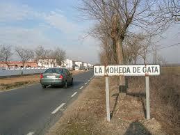 La Moheda realiza esta sábado una desinfección integral de las zonas públicas del pueblo