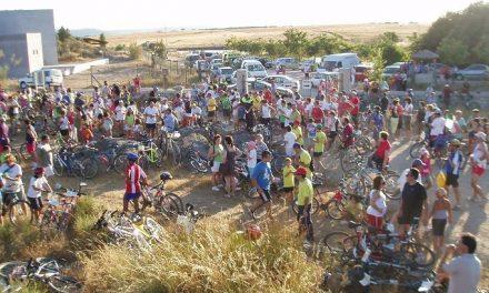 Un total de 650 ciclistas han participado en la XII Ruta Cicloturista organizada en Malpartida de Cáceres