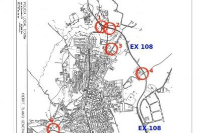 Coria remite ya a la Subdelegación del Gobierno el plan de restricción del tráfico de la ciudad