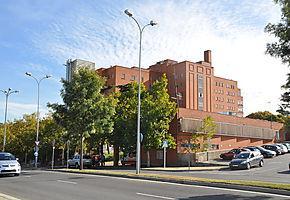Un bebé nacido en el Hospital San Pedro de Alcántara y su madre dan positivo en COVID-19